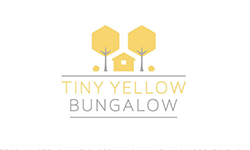 Tiny Yellow Bungalow